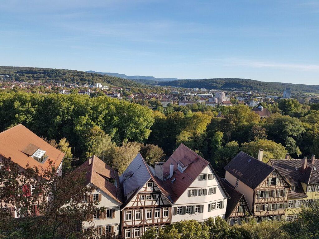 Sehenswürdigkeiten Tübingen