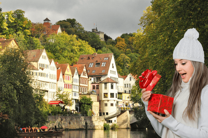 Einkaufsgutschein Tübingen