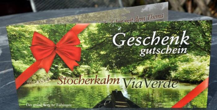 Gutschein Tübingen Geschenkkarte